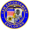 Law Enforcement Exploring Badge